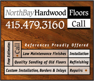 Northbay Hardwood Floors info